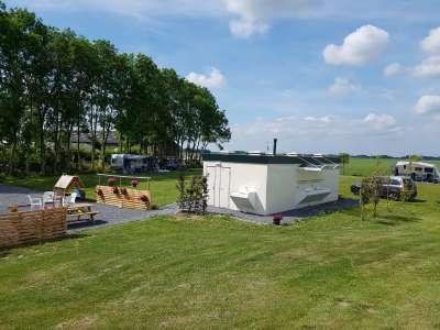 Camping Oldershof Zicht